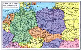 Where Is Germany On The Map by Germany Wins World Cup Asks For Poland Instead Of Trophy The