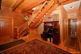 Beautiful Log Home Interiors Beautiful Log Cabin Home 5972 Sheffield Road Jacksonville Fl