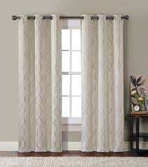 Home Classics Blackout Curtain Panel by Victoria Classics Bryant Blackout Grommet Panel Pair