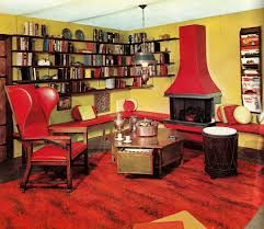 60s Interior 1000 Images About Retro 50s 60s 70s Interior Design Amp Style On