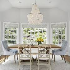 Light Blue Dining Room Blue Dining Chairs Design Ideas