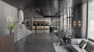 design hotel stockholm universal design studio inserts a hotel into a brutalist building