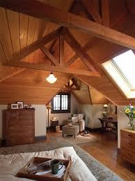 chambre parentale sous comble amenagement chambre sous toit beautiful deco chambre sous pente u