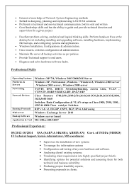 Technical Skills Resume Examples by Resume Btech With 3 Exp