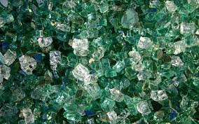 Fire Pit Crystals - premixed fire pit glass for fireplaces fire pits fire features