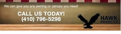 Carroll Awning Company Hawk Awning Company Inc Baltimore Md Us 21229