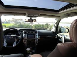 toyota land cruiser interior 2017 2017 toyota 4runner limited interior 15