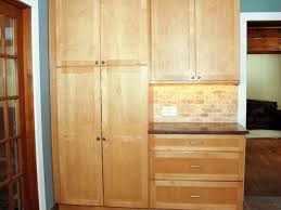 Standalone Kitchen Cabinets by Kitchen Kitchen Pantry Cabinets And 53 Tall White Stand Alone