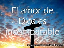 ver imágenes cristianas de amor imagen cristiana el amor de dios es incomparable imagenes cristianas