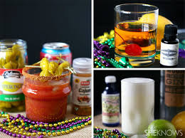3 mardi gras cocktails for a booze filled bead tossin time
