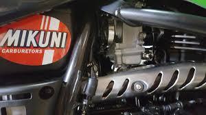kawasaki klx klr 650 mikuni tm42 6 flatslide pumper carb kit