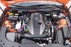 lexus turbo charged engine 2016 lexus rc 200t review autoguide com news