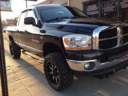 lifted 2006 dodge ram 1500 2006 dodge ram 1500 automotive sound and protection