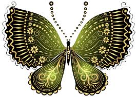 green paisley butterfly png 4757x3376 clip art everyday for