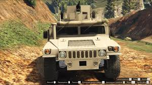 gta 5 m1114 up armored humvee youtube