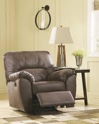 Ashley Leather Living Room Furniture Furniture Ashley Leather Recliner Ashley Recliners Glider