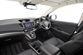 New Honda Crv Diesel Honda Cr V Dti L Limited Edition Gets 1 6 Litre Turbo Diesel