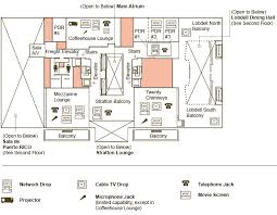 mit floor plans event planning guide