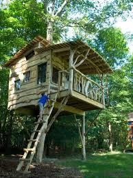 cool tree house amazing backyard tree house getaways salter spiral stair