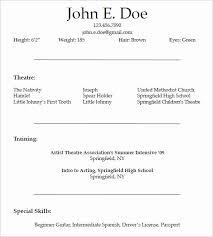 blank resume templates pdf fill resume sle inspirational blank resume template pdf