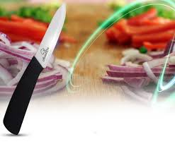 Ceramic Kitchen Knives 9 Piece Ceramic Cutlery Knife And Peeler Set By Abundant Chef