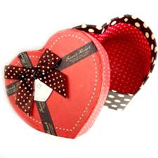 heart gifts heart gift boxes velvet heart
