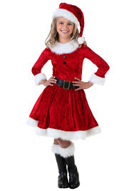 mrs claus costumes girl mrs claus costume