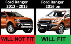 ford ranger 2016 chrome side vent covers reppeater ford ranger 2016 new wildtrak