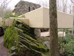 the fallingwater house by frank lloyd wright wanderlust the