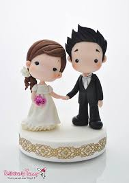 porcelain wedding cake toppers porcelana fría cold porcelain wedding cake topper pinteres