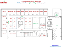 Kfc Floor Plan by Offices Available At Joinn Innovation Park