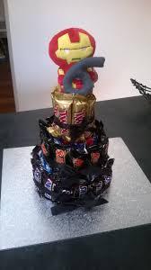 iron wedding anniversary gifts chocolate bar cake iron topper 6th wedding anniversary present