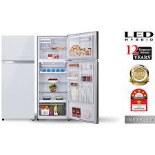 glass door inverter fridge 480l