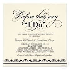 Wedding Invitation Quotes And Sayings Top Compilation Of Wedding Shower Invitation Wording Theruntime Com