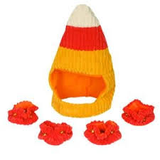 Candy Corn Costume Amazon Com Hugglehounds Halloween Candy Corn Costume Medium