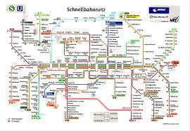 Ireland Rail Map Train Map On Postcard U2013 Munich Germany Chroniclesofemilia