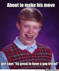 Gay Friend Meme - gay friend by trollatron123 meme center