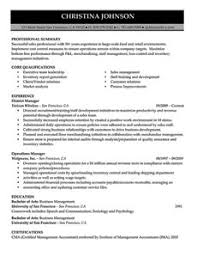 Job Specific Resume by Types Of Resume Application Functional Resume