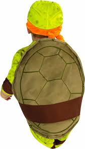raphael halloween costume amazon com nickelodeon teenage mutant ninja turtles michelangelo