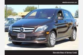 mercedes b class electric 2017 mercedes b class electric drive pricing for sale edmunds