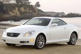 lexus service schedule maintenance schedule for 2007 lexus sc 430 openbay