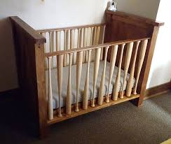 diy baby crib u2026with a baseball twist reality daydream