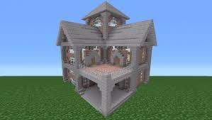 minecraft tutorial brick house 3 youtube