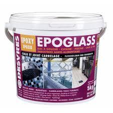 resine epoxy sur bois colle et joint époxy epoglass pour carrelage et mosaïque mur et