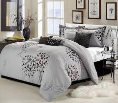 Grey California King Comforter Bedroom Beautiful And Comfortable Wayfair Bedding For Modern