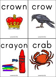 consonant blends flashcards