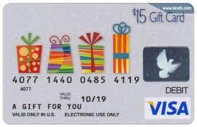15 gift cards prepaid gift and cards detection