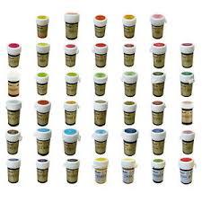 edible gel set 40 sugarflair paste edible gel concentrated icing food