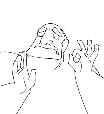 Hands On Face Meme - 1080990 artist needed exploitable meme eyes closed hand