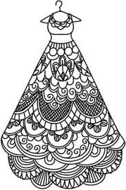 dress coloring pages alric coloring pages
